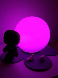 Raspberry Pi Lampe angeschaltet