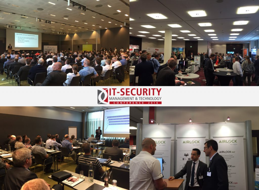 IT-Security Conference 2016: Im Zeichen von Ransomware