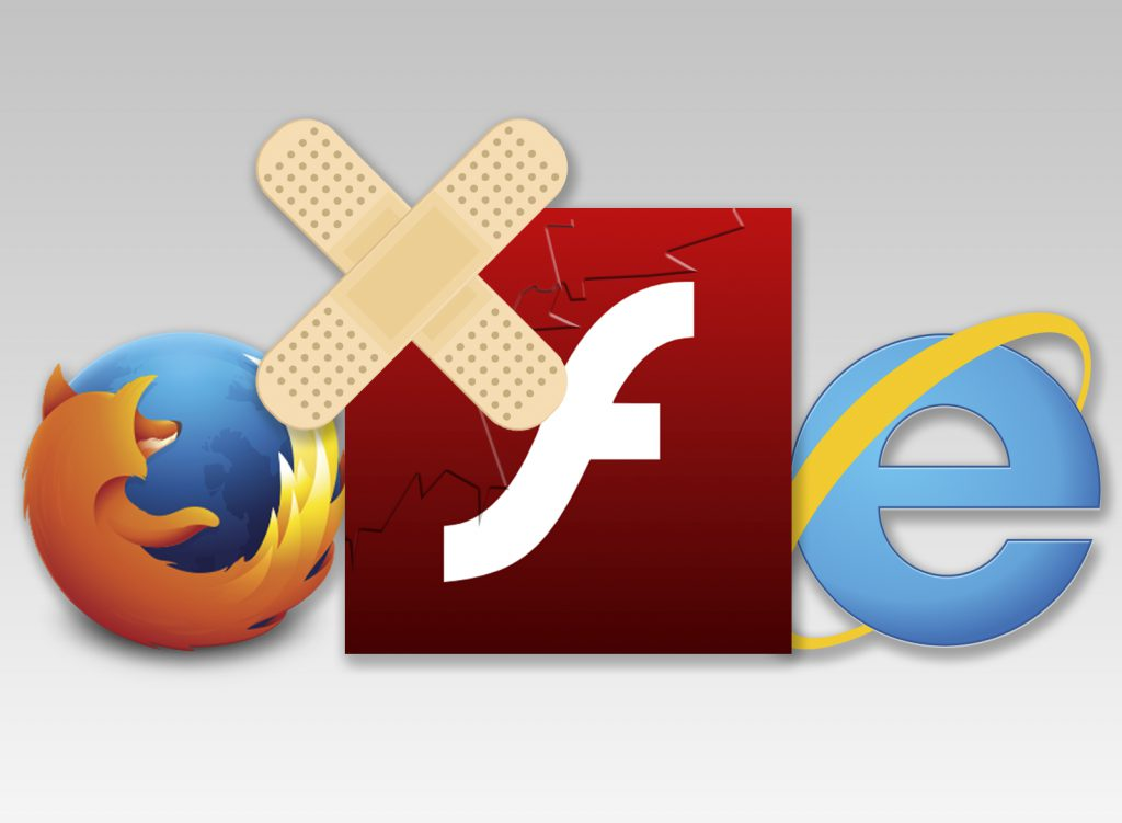 Notfall Patch Adobe Flash Player