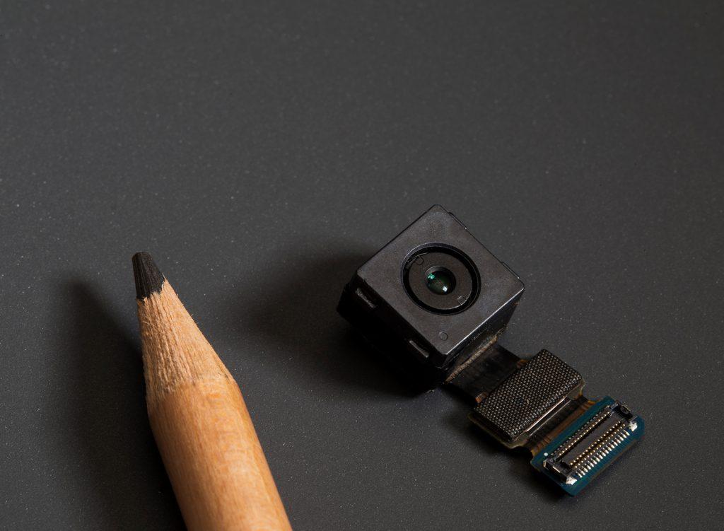 Raspberry Pi - Schatz, ich habe die Kamera geschrumpft!