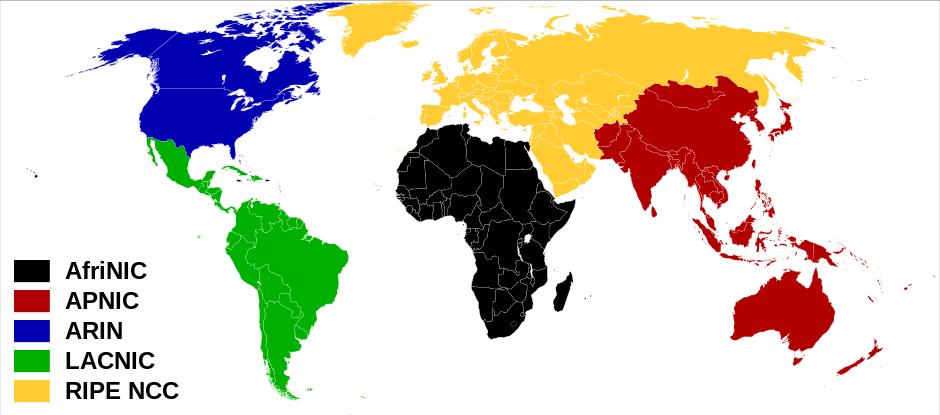 IPv4-Adressen