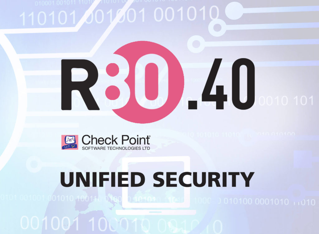 Check Point R80.40 Update