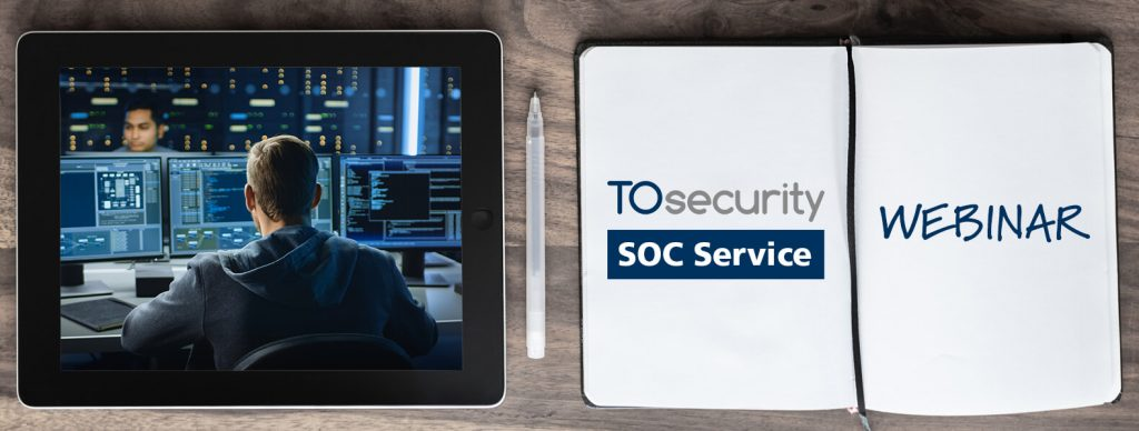 Managed SOC Service Webinar