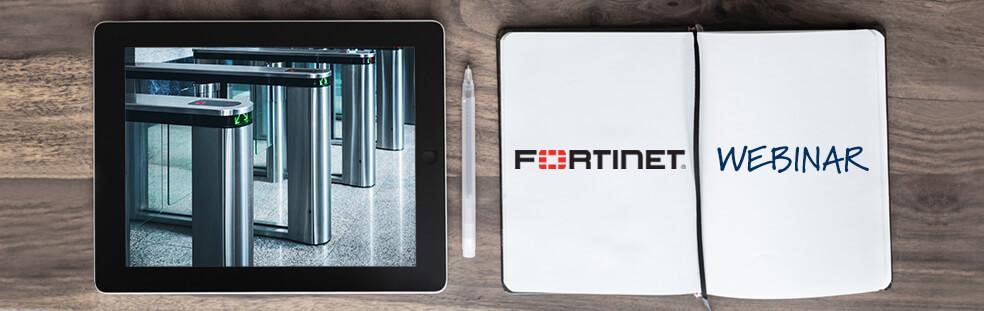 Fortinet Webinar April 2021